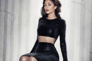 Nicole Scherzinger Covers Jackson 5 Classic In UK Yogurt Commercial