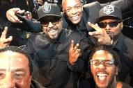Kendrick Lamar Inducts N.W.A. Into Rock And Roll Hall Of Fame: Watch