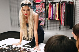 Madonna Selects Pia Mia As The New Face Of Her Material Girls Clothing Line