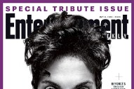 Prince Gets 'Entertainment Weekly' Tribute Issue: See The Cover