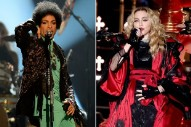 Prince Turned Down A Joint Tour With Madonna