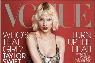 Taylor Swift's Blonde Ambition Is On Display For Her May 2016 'Vogue' Cover Shoot