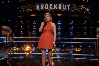 """'The Voice': Caity Peters Stands Out In Final Knockout With Sam Smith's """"Leave Your Lover"""""""