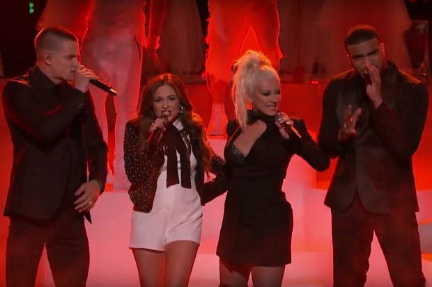 the-voice-christina-aguilera-live-and-let-die-alisan-porter-bryan-bautista-nick-hagelin