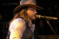 """'The Voice': Watch Adam Wakefield Premiere Original Song """"Lonesome, Broken And Blue"""""""