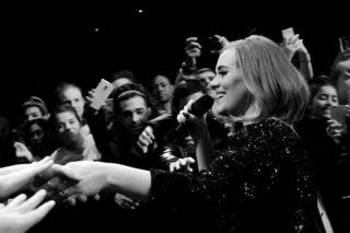 Adele Tributes Prince During Minnesota Concert