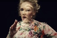"Adele's ""Send My Love (To Your New Lover)"" Video: Watch The Singer Emote In A Floral Dress"