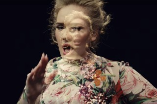 """Adele's """"Send My Love (To Your New Lover)"""" Video: Watch The Singer Emote In A Floral Dress"""