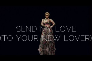 """Watch A Preview Of Adele's """"Send My Love (To Your New Lover)"""" Video"""