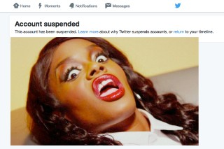 Azealia Banks' Twitter Account Has Been Suspended