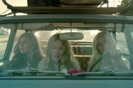 "Bahari's ""Dancing On The Sun"" Video: Watch The Girls Take A California Road Trip"