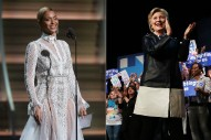 Hillary Clinton Is Just Like Us, Is A Fan Of Beyoncé's 'Lemonade'