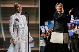 Hillary Clinton Is Just Like Us, Is A Fan Of Beyoncé's 'Lemonade'