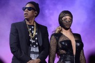 "'Lemonade' & Elevators: Hear Jay Z's First Reaction To Beyoncé Drama On ""All The Way Up"" Remix"