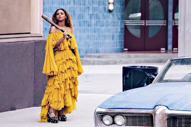 Image result for beyonce lemonade released 2016