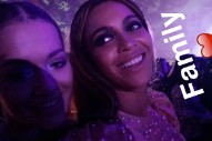 Beyoncé & Rita Ora Took A Selfie Together At The Met Gala