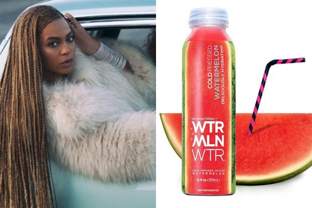 beyonce-watermelon-water