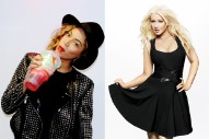 Christina Aguilera Wants To Record A Duet With Beyonce