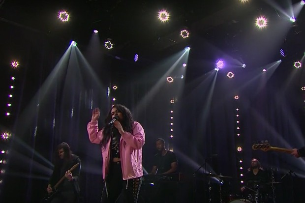 bibi-bourelly-late-late-show