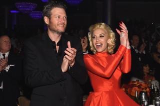 "Blake Shelton And Gwen Stefani's Duet ""Go Ahead And Break My Heart"" Isn't Too Shabby"