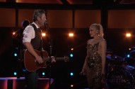 "'The Voice': Blake Shelton & Gwen Stefani Perform ""Go Ahead And Break My Heart"""