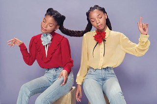 Beyonce's Hands-On Approach To New Parkwood Duo Chloe x Halle