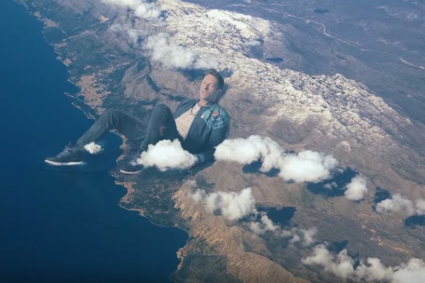 coldplay up up video