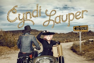 Cyndi Lauper's 'Detour': Album Review