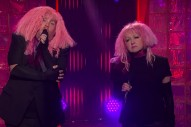 """Cyndi Lauper And James Corden Sing Duet Parody """"Girls Just Want Equal Funds"""": Watch"""