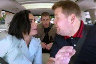 Demi Lovato And Nick Jonas Talk Dating Histories With James Corden During Carpool Karaoke: Watch