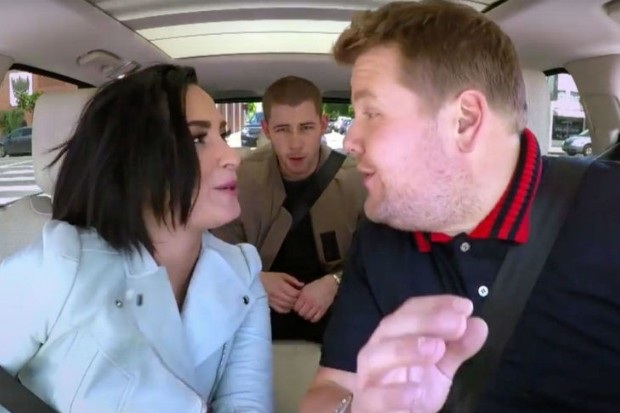 demi-nick-james-corden