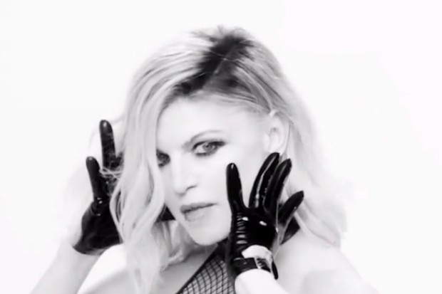 fergie comeback new song video hungry