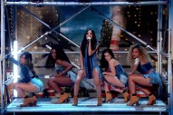 "Fifth Harmony Perform ""Work From Home"" On 'Britain's Got Talent'"