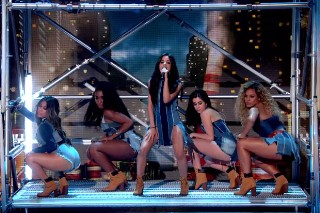 """Fifth Harmony Perform """"Work From Home"""" On 'Britain's Got Talent'"""