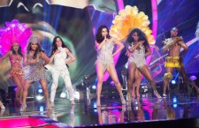 Fifth Harmony's Dazzling Peformance On 'DWTS'
