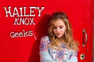 """Hailey Knox Drops Meghan Trainor-Approved Debut Single """"Geeks"""""""