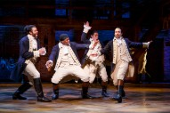 'Hamilton' Earns Most Nominations In Tony Awards History