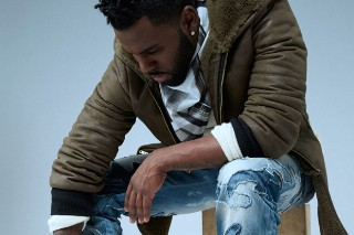 """Jason Derulo Poses For 'Vulcan,' Talks Prince & His Raunchy """"Naked"""" Video"""