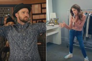 """Justin Timberlake & Anna Kendrick To Cover Cyndi Lauper's """"True Colors"""" For 'Trolls' Soundtrack"""