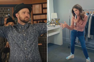 "Justin Timberlake & Anna Kendrick To Cover Cyndi Lauper's ""True Colors"" For 'Trolls' Soundtrack"
