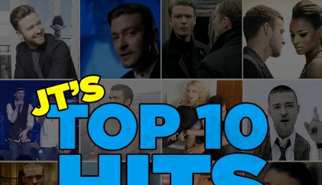 Justin Timberlake's 23 Top 10 Singles: Revisited, Reviewed & Ranked