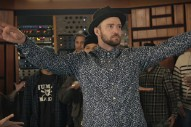 """Justin Timberlake Lands First #1 Single In Nine Years With """"Can't Stop The Feeling!"""""""