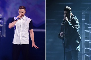 The Weeknd & Justin Timberlake Are Plotting A Collab