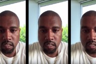 Kanye West's Webby Awards Speech Was The Truest Thing He's Ever Said