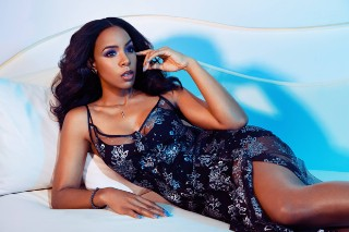 Kelly Rowland Sizzles In Cute And Colorful 'Galore' Shoot: 10 Pics