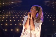 "Leona Lewis Performs ""Fire Under My Feet"" On 'Dancing With The Stars'"