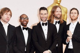 Maroon 5 Cancels North Carolina Shows Due To Bathroom Bill HB2
