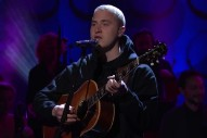 "Mike Posner Performs Heartbreaking Rendition Of ""I Took A Pill In Ibiza"" On 'Conan': Watch"