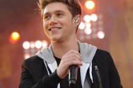 Niall Horan Is Back In The Studio With Hit-Maker Wayne Hector