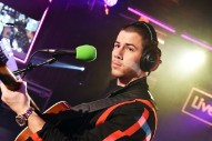 "Nick Jonas Covers Zara Larsson's ""Lush Life,"" Sings Acoustic Rendition Of ""Close"" On BBC Radio 1 Live Lounge"